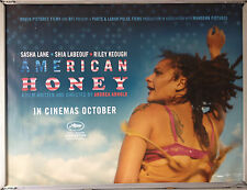 Cinema Poster: AMERICAN HONEY 2016 (Quad) Sasha Lane Shia LaBeouf
