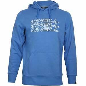O'Neill Triple Logo Homme Hoodie, Ruby Blue