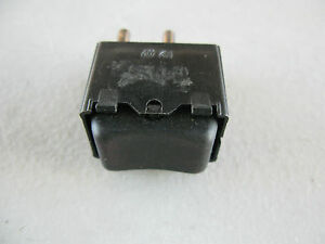 Window Switch Driver Operates Front and Rear Window 1323569 Volvo 760 1983-1984