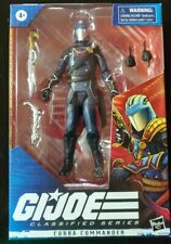 2020 Hasbro GI JOE Classified Series  Cobra Commander #06 New In Box Sealed