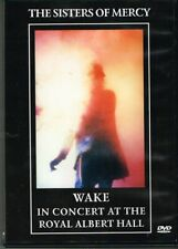 THE SISTERS OF MERCY - WAKE IN CONCERT AT THE ROYAL ALBERT HALL NTSC REG 0
