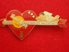 HRC Hard Rock Cafe Osaka Valentines Day 1999 Guitar