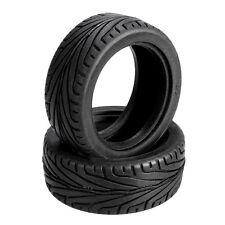 2PCS Tires For A-alloy Metal Rims 52*26mm Upgrade 1/18 WLtoys A959 A969 A979 K92