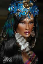 "OOAK Fashion Royalty Artist Repaint of Anais Turned ""Phoenix"""