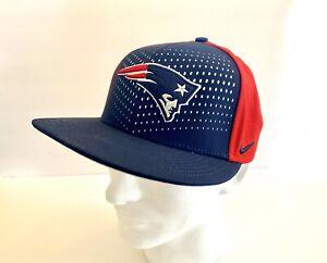 Nike NFL New England Patriots True Men's Hat Cap Snapback