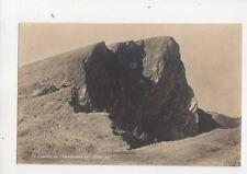 Sommet du Chamossaire Switzerland Vintage Rp Postcard 365b