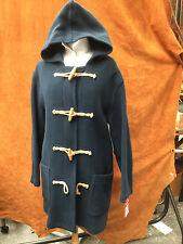 """Duffle coat bleu 34 """"Mesdames"""