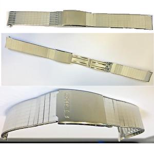 Genuine Seiko stainless steel bracelet 16mm