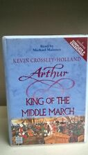 King of the Middle March: Kevin Crossley-Holland: Unabridged Cassette Audiobook