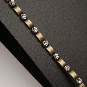 Antique Gold Bra Strap, Elegant bra strap