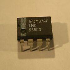 National Semiconductor - LMC555CN - Timer, DIP8 - Qty 10