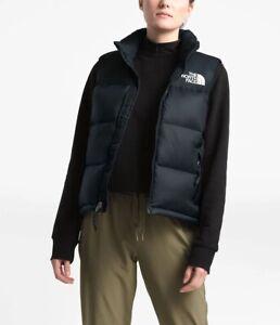 The North Face 1996 Retro Nuptse Vest 700 Fill Women's Size Small TNF Black