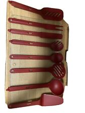 More details for vintage tupperware utensils