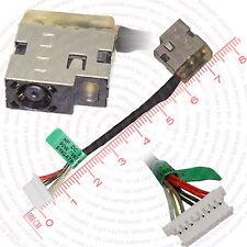 HP Pavilion 15-AU515TX DC Power Jack Port Socket with Cable harness Wire Connecteur