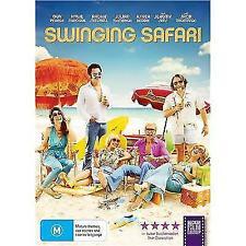 Swinging Safari (DVD, 2018)