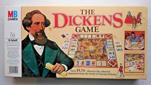The Dickens Game by MB 1983
