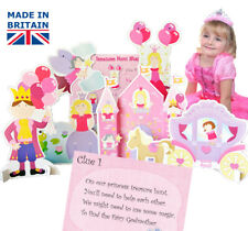 Princess Party Games for kids - Jewel Treasure Hunt for Children on ebay