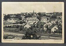 Saarburg Feldpostkarte AK 1942 Postkarte Postcard WW2 WK2 Eisenbahn (Lot 4902