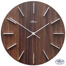 ATLANTA 50 Horloge Murale de bureau cuisine salle travail DU SALON Ø 29 cm 254