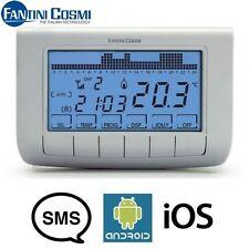 3S CRONOTERMOSTATO CH140 GSM FANTINI COSMI PROGRAMAZIONE SETTIMANALE TRAMITE SMS