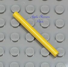 NEW Lego YELLOW WAND Bar/Cane/Stick/Light Saber Weapon - Harry Potter/Star Wars