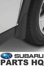 2014-2017 Subaru Forester OEM Splash Guards Mud Flaps (Set of 4) - J1010SG300