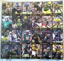 "2012 Oregon Ducks football card sets ""DEFENSE"" Dion Jordan Kiko Alonso"