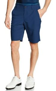 Under Armour Men's Match Play Tapered Shorts, Academy Blue SZ 40