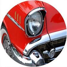 "Slipmat Slip Mat Felt for 12"" Turntable LP DJ Record Player CLASSIC 57 Chevy Car"