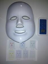 masque colorful led beauty mask