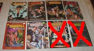 Vengeance Of Vampirella U-PICK ONE #13,14,15,16-18,19-21,22-24 PRICED PER COMIC