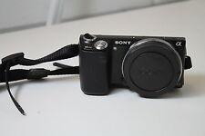 Sony Sony a (alpha) NEX-5N 16.1 MP Digital Camera - Black (Body Only) HD CAMERA