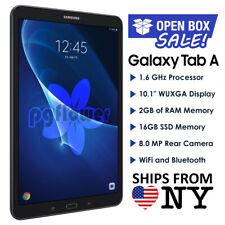 "Samsung Galaxy Tab A 10.1"" Inch WiFi Tablet 16GB Built-In Memory SM-T580 (Black)"