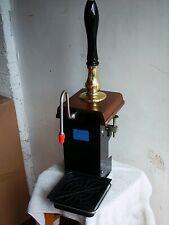 ANGRAM BEER ENGINE BEER PULL BRASS REGALIA