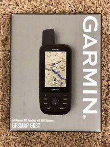 Garmin GPSMAP 66ST Handheld Hiking GPS With Sensors & TOPO Maps - NEW!