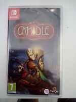 candle the power of the flame nintendo switch neuf sous blister