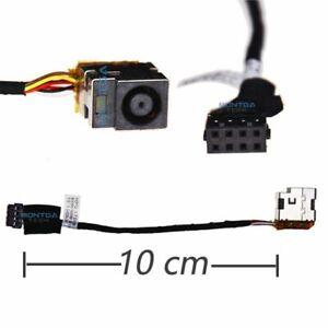 Câble connecteur de charge HP G7-2242SF DC IN Power Jack alimentation