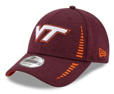 Virginia Tech Hokies New Era 9Forty NCAA Shadow Speed Performance  Adjustable Hat 9c7c8caedc62