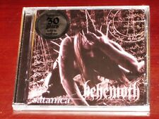 Behemoth: Satanica CD 2007 Peaceville Records UK CDVILED187 Jewel Case NEW