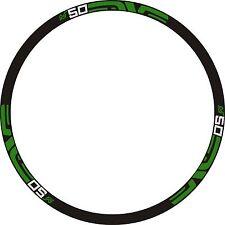 EVNE M50 Wheel Rim Decals Sticker Replacement Set For 26/27.5/29ER MTB 2 RIMS