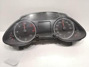 AUDI Q5 2010 Diesel 8R Diesel Speedometer Instrument Cluster 8R0920950