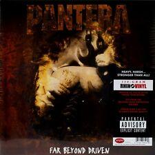 Far Beyond Driven  PANTERA Vinyl Record