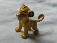 Vintage Disney PVC Plastic Figure the Lion King - Young Simba