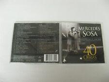 Mercedes SOSA para cantar he nacido - 2 CD - CD Compact Disc