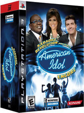 Karaoke Revolution Presents: American Idol Encore Bundle PS3 New Playstation 3