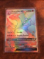 READ DESCRIPTION Carte Pokemon DRACAUFEU GX Soleil et lune 3 SL3 FRANCAISE