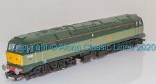 Lima 00 Gauge,L204682,Class 47 Diesel Loco,47488 Fragonset Railways 2 tone green