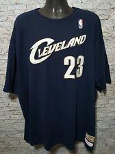 Mitchell & Ness Lebron James Cleveland Cavaliers Cavs Shirt Jersey Size 5XL