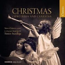 Christmas Concertos and Cantatas [CD]