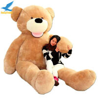 11 Feets Giant Huge Big America Teddy Bear Plush Stuffed Soft Toys Doll Gift NEW